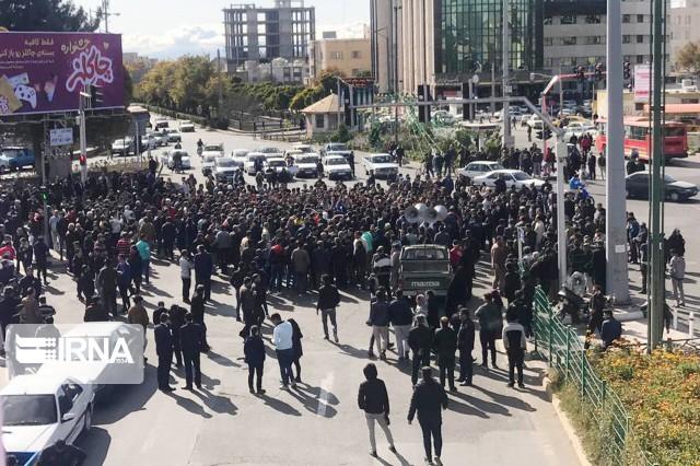 آلمان و فرانسه: ایران به معترضان احترام بگذارد