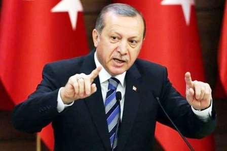 حمایت اردوغان از آوارگان آزاردیده سوری