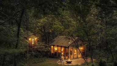خانههای مخفی شگفتانگیز