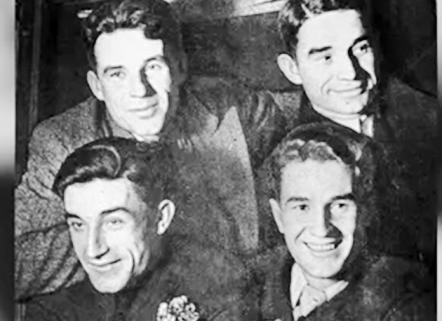 داستان چهار برادر و یک تیم فوتبال