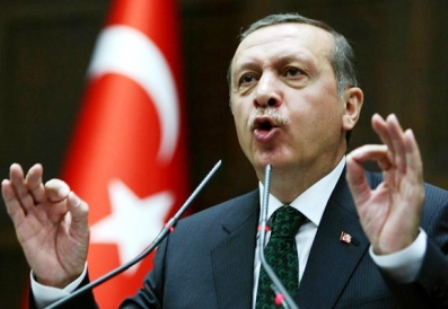 خشم اردوغان از ترامپ