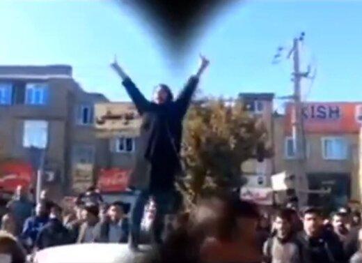 اعتراف زنی که برای ایجاد آشوب به ایران آمد
