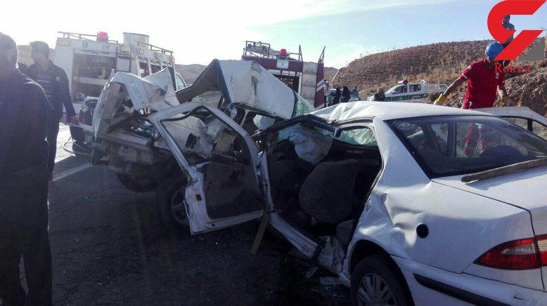 آذربایجان شرقی؛ ۵ کشته و ۶ مصدوم در یک تصادف