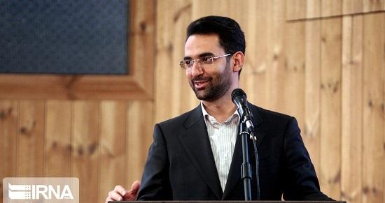 واکنش وزیر ارتباطات به تحریم امریکا