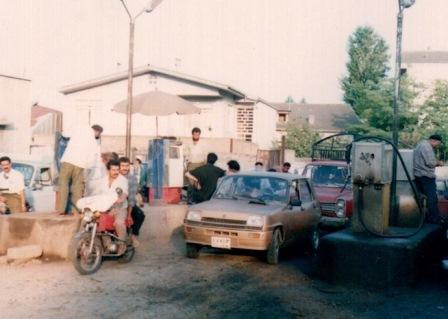 قیمت بنزین در سالهای پس از انقلاب