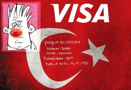 سختتر شدن اخذ ویزای توریستی ترکیه