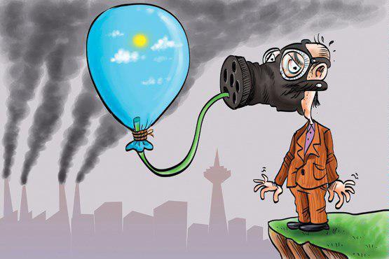 غذاهای مناسب برای مقابله با آلودگی هوا