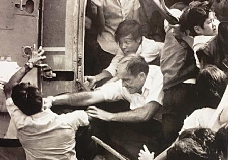 ماجرای فرار آمریکاییها از سایگون