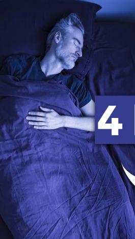 چرا بعضی افراد فقط به ۴ ساعت خواب نیاز دارند؟
