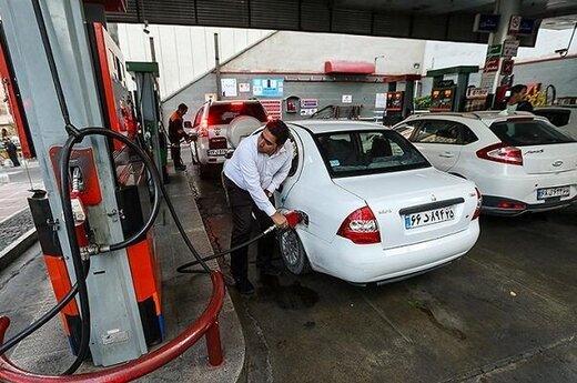 سهمیه بندی مصرف بنزین را چقدر کاهش داد؟