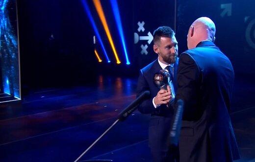 رای «مسی» در جایزه بهترینهای فیفا لو رفت