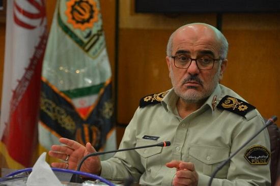 جانشین فرمانده ناجا: در حوادث اخیر، درست عمل کردیم