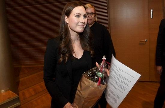 نخستوزیر جدید فنلاند: یک خانم ۳۴ ساله