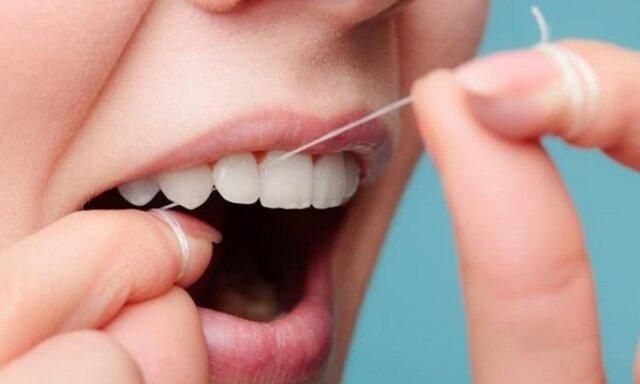 نخ دندان، پیش یا پس از مسواک؟