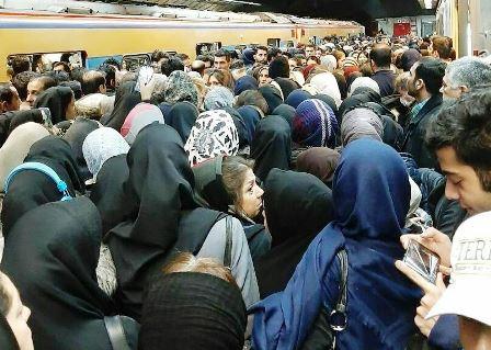 متروی تهران را چه شده؟