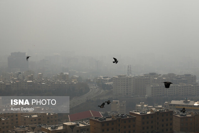 پیامدهای آلودگی هوا و ۱۰ توصیه