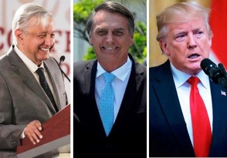 سه رئیسجمهور متنفر از خبرنگاران