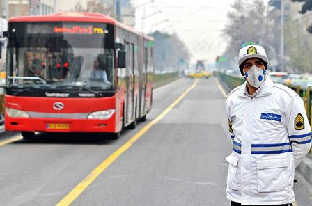 اتوبوسها همچنان مقصر اصلی آلودگی هوا