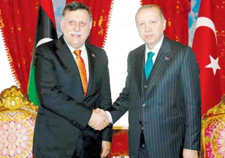 اردوغان چه نقشهای برای لیبی دارد؟