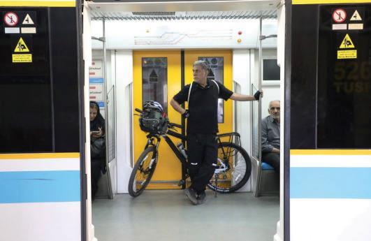 خبر خوش برای دوچرخهسواران تهرانی
