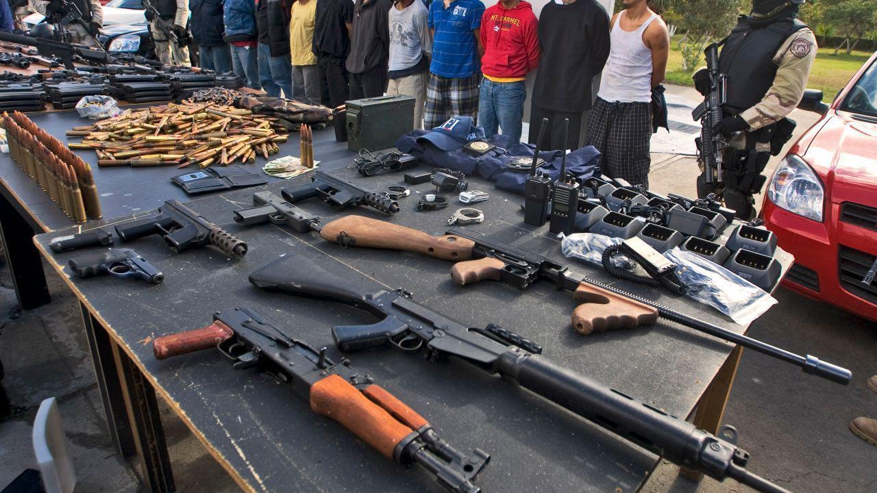 مالکیت سلاح در چه کشورهایی قانونی است؟