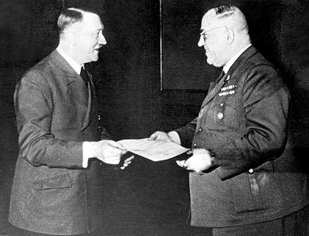 دکتر مورل و اعتیاد کشنده هیتلر