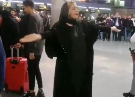 درباره کمپین «گوریلا مارکتینگ» در فرودگاه امام