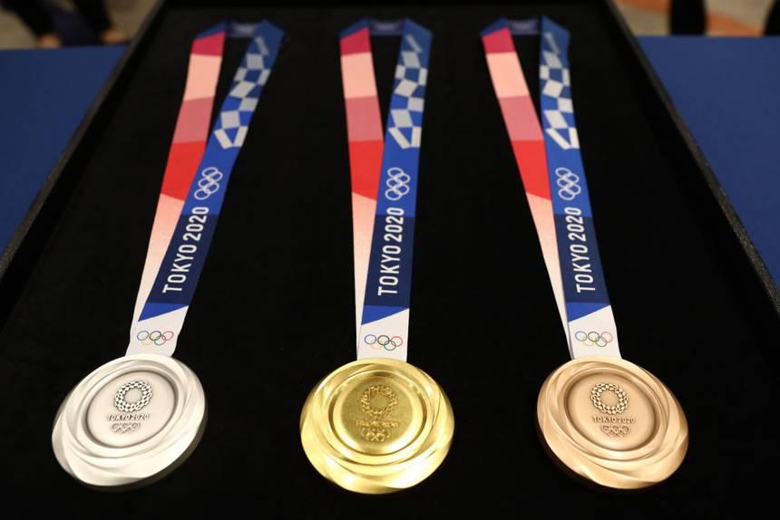 مدالهای بازیافتی در المپیک ۲۰۲۰