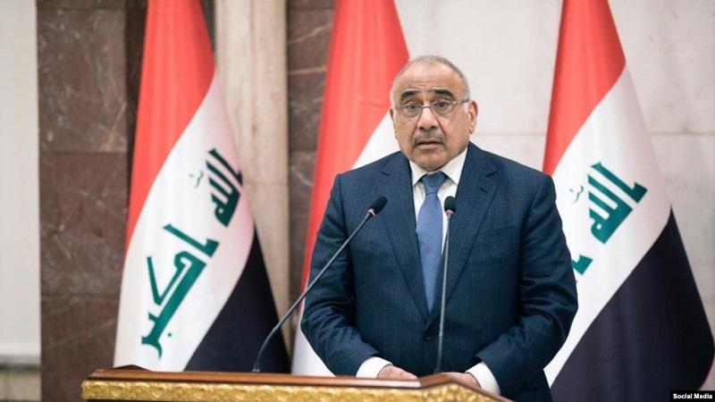 ابلاغ اخراج نیروهای آمریکا از عراق به سفیر آمریکا
