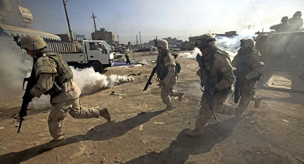 حمله به پایگاه آمریکاییها در شرق سوریه