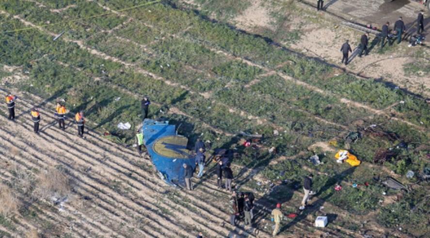 نجات معجزهآسای یک مسافر پرواز تهران – اوکراین