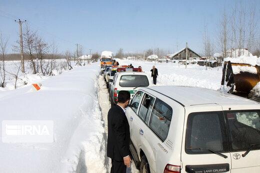 هشدار هواشناسی به رانندگان
