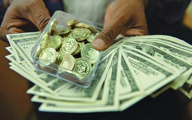 پیشبینی وضعیت بازار ارز و طلا و سکه
