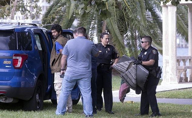 بازداشت یک ایرانی در نزدیکی تفریحگاه ترامپ