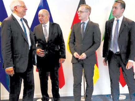 لیبی اروپاییها را نگران کرد