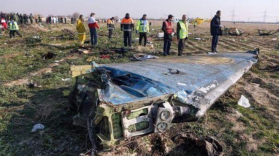 واکنش سوئد و آلمان به سانحه سقوط هواپیما
