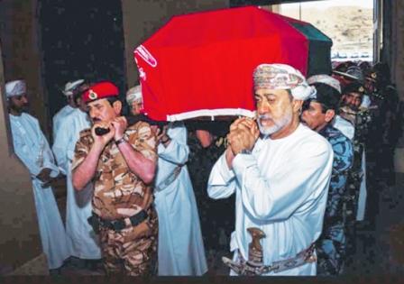 یک روز پس از مرگ سلطان صلحطلب