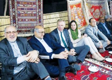 همه حاشیههای سفیر انگلیس در ایران