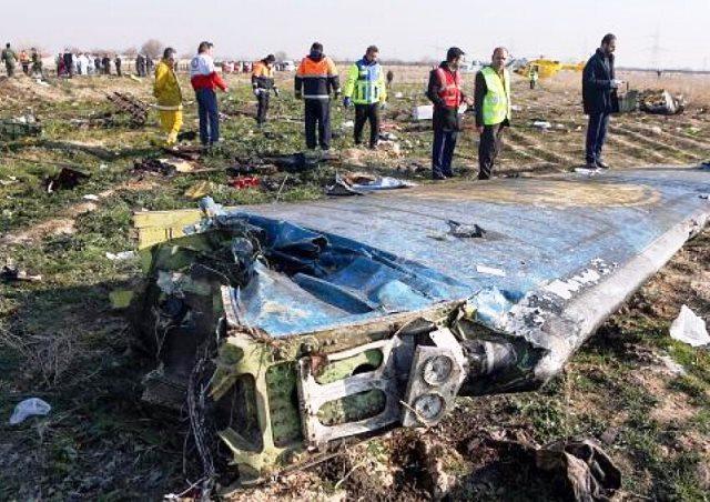 بازداشت تعدادی از مقصران حادثه سقوط هواپیما