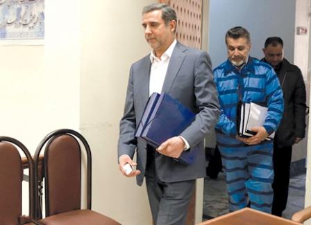 حاشیههای برگزاری دادگاه متهمان بزرگ بانکی