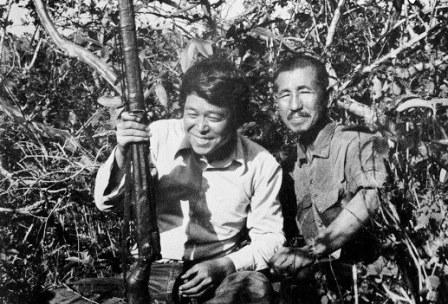 سرنوشت عجیب جنگجوی ژاپنی