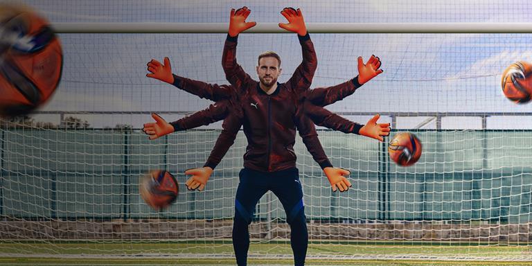 ۱۰ دروازهبان برتر جهان فوتبال