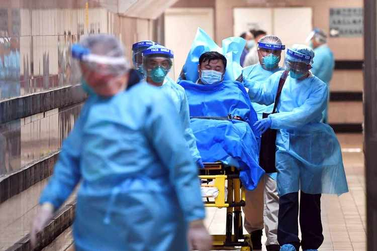 اولین بیمار مبتلا به ویروس کرونا درمان شد