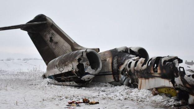 تکذیب مرگ «آیتالله مایک» در سرنگونی هواپیما