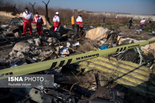 واکنش رییسجمهور اوکراین به فایل صوتی مرتبط با سانحه هواپیمای اوکراینی
