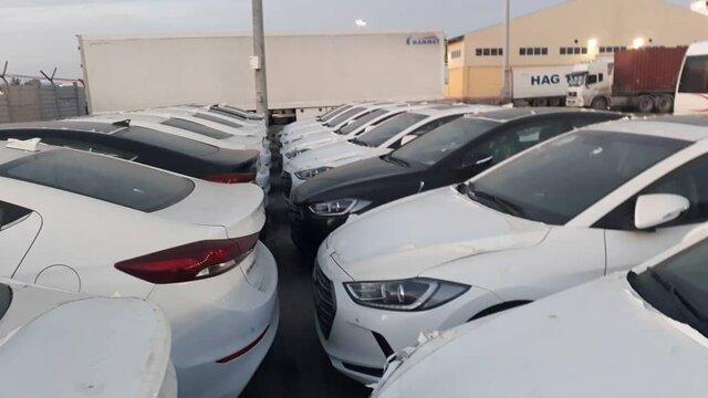 ماجرای خاکخوردن هزار دستگاه النترا در پارکینگ گمرک