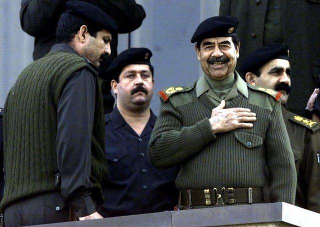 وقتی نزدیک بود صدام حسین اسیر ایرانیها شود