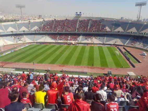 چه کسانی اجازه نمیدهند استادیوم پر شود؟
