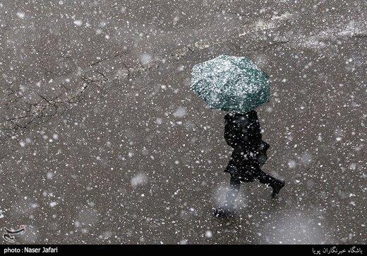 هشدار سازمان هواشناسی درباره تشدید سرما
