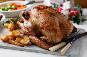 مزایا و خطرات مصرف گوشت بوقلمون